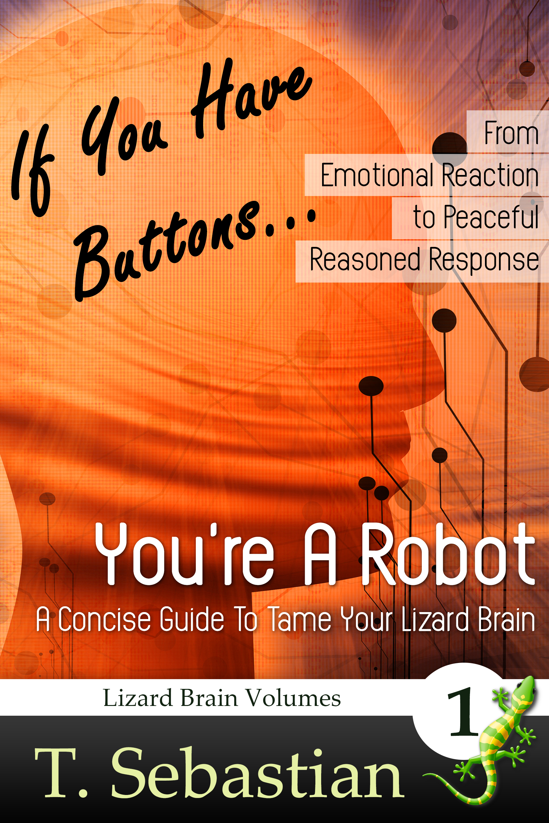 If You Have Buttons You're A Robot EBook